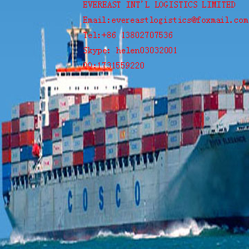 Best ocean freight from Ningbo China to North America, ocean