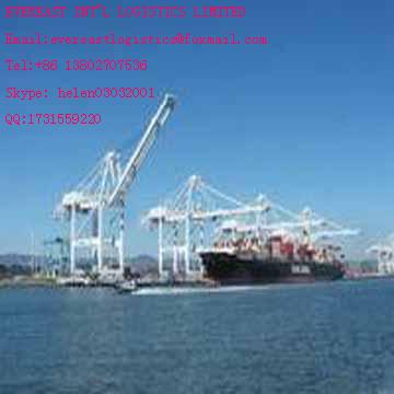City Ocean Logistics Qingdao China